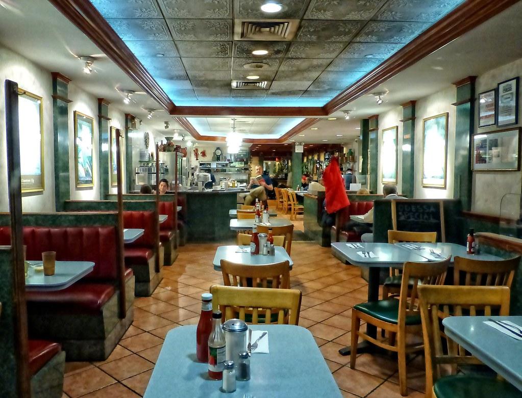 Dinnertime at Odessa