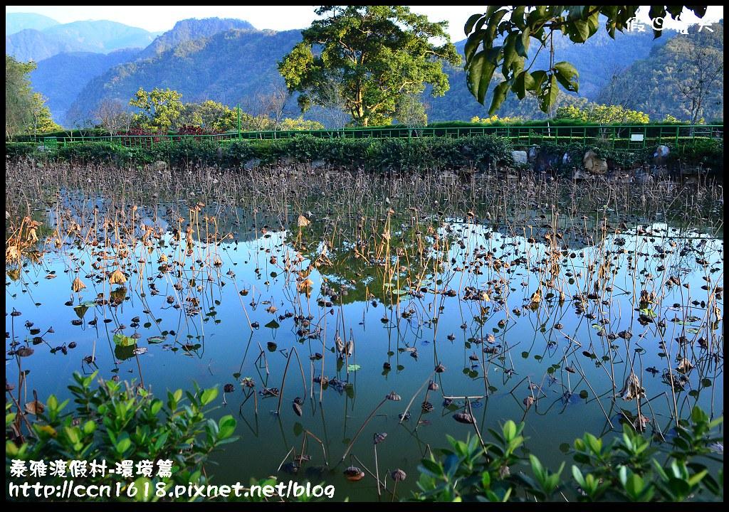 泰雅渡假村-環境篇DSC_0205