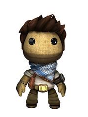 LittleBigPlanet: Nathan Drake