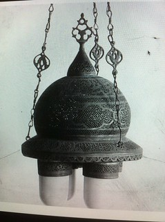 CALDWELL , islamic light fixture