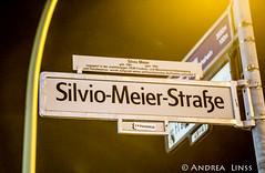 Silvio Meier Gedenkdemonstration...