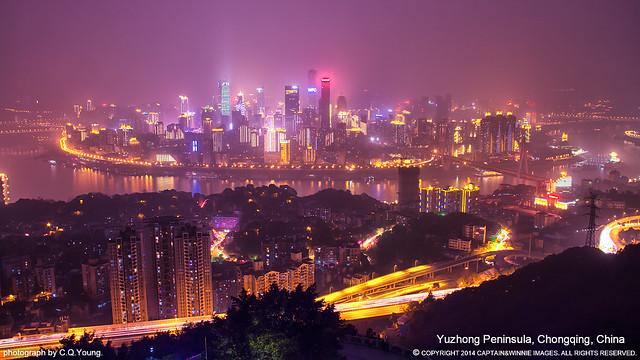 Chongqing Nightview