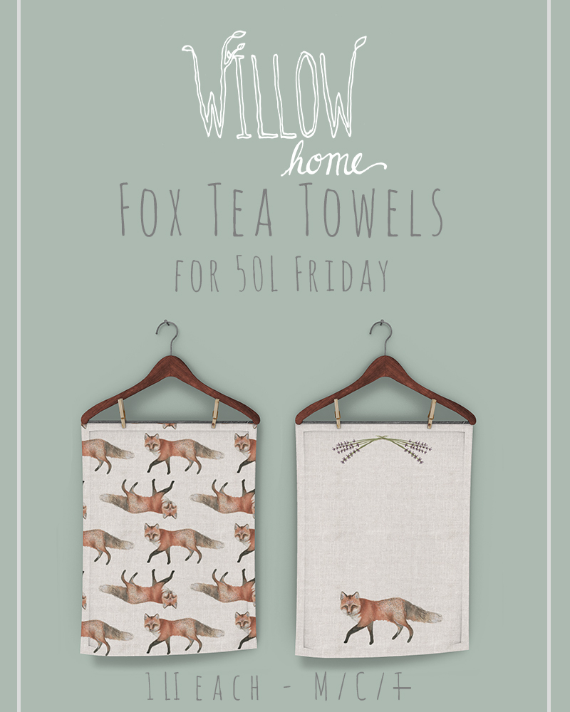 Willow Home for FLF