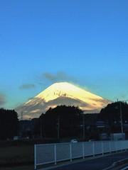 Mt.Fuji 富士山 12/5/2014