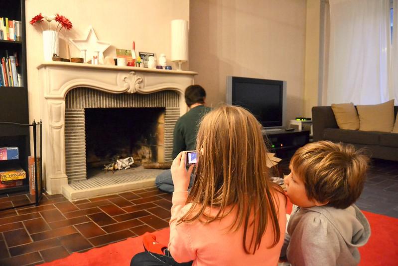 la chimenea de casa 2