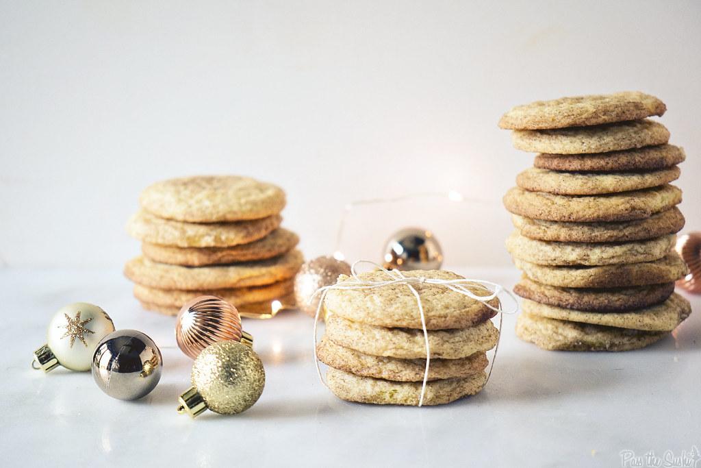 Classic Snickerdoodle Cookie Recipe | PasstheSushi.com