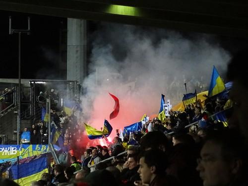 Luxembourg v Ukraine (Stade Josy Barthel)