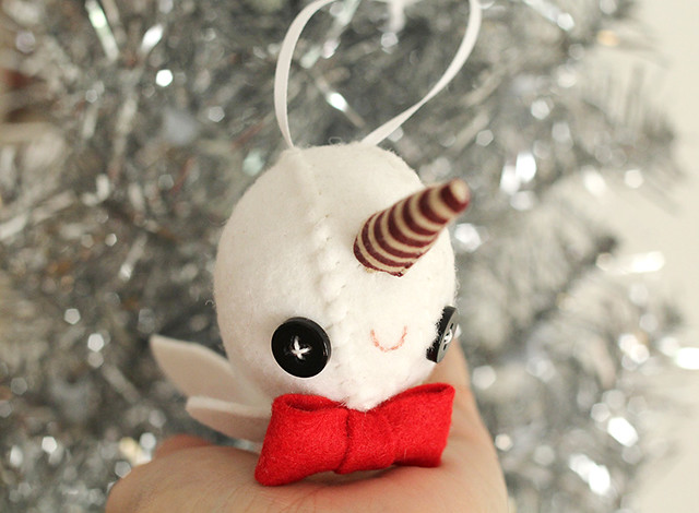 Skunkboy Ornaments