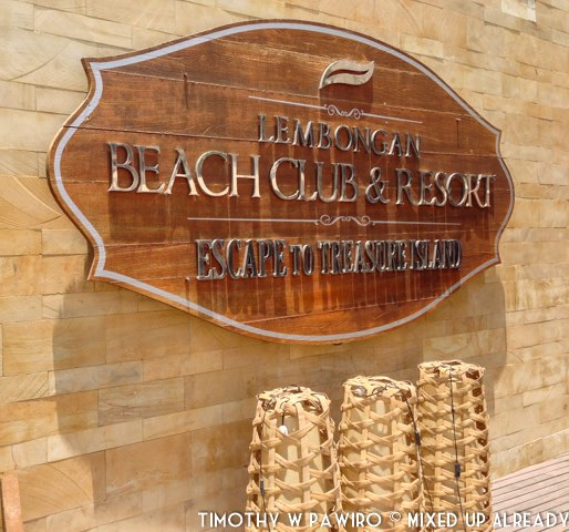 Indonesia - Bali - Nusa Lembongan Island - Lembongan Beach Club & Resort (01)