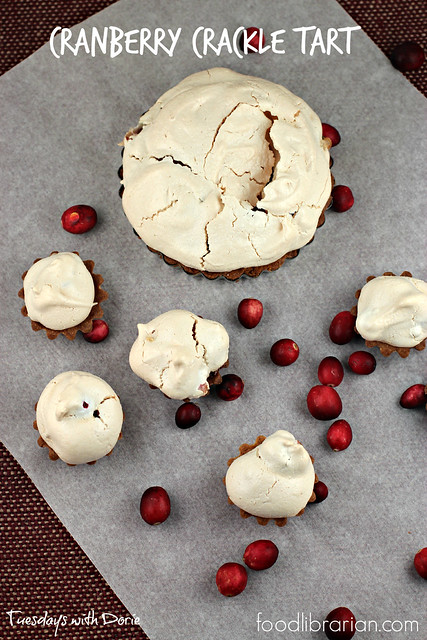 Cranberry Crackle Tart - Tuesdays with Dorie - Baking Chez Moi