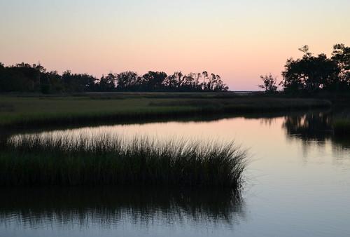 sunset gulfislandsnationalseashore davisbayou floridathanksgiving