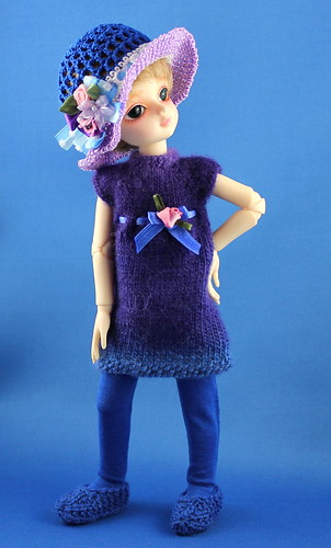 knit dress - Kemi