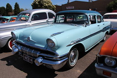 1957 Pontiac Super Chief Sedan