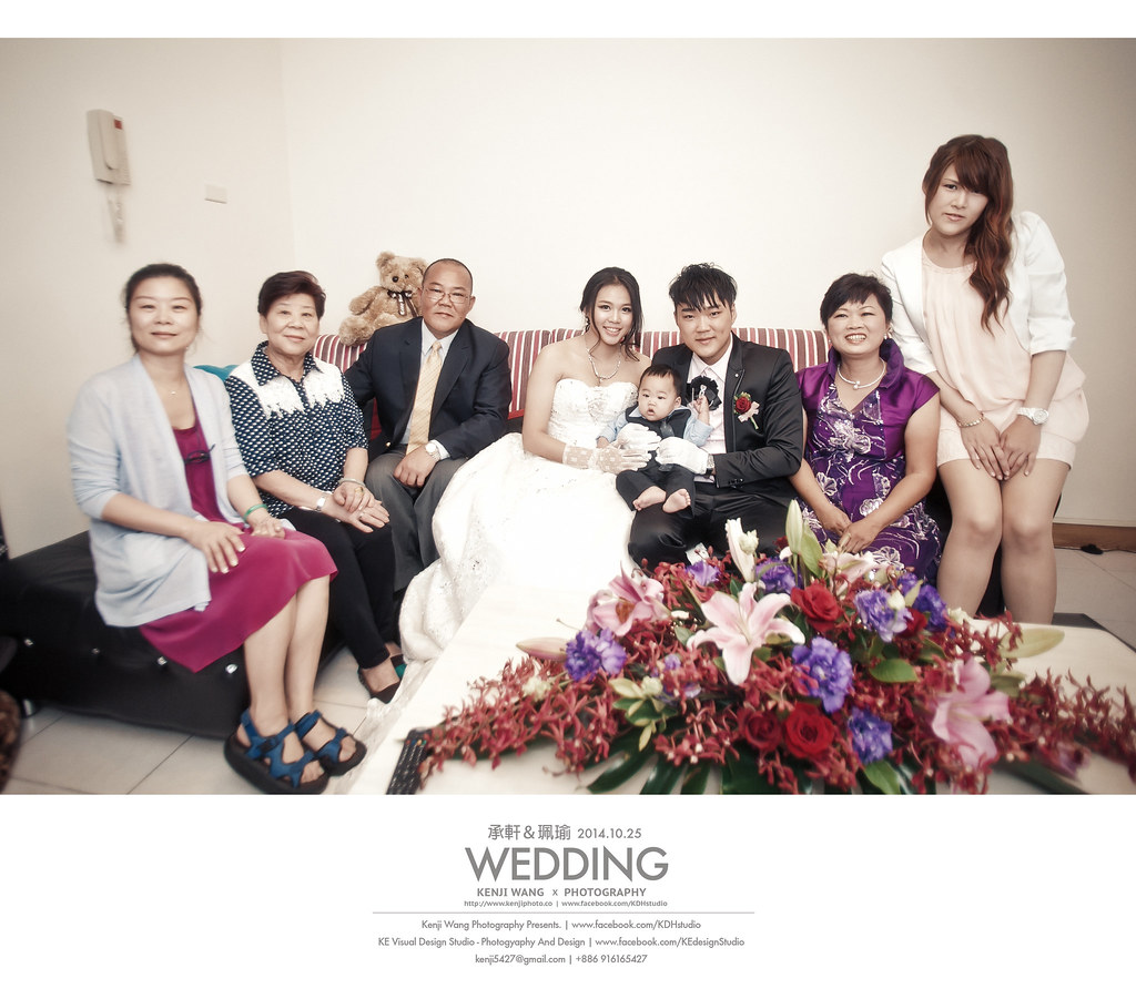 Kenji Wang x Photography 婚禮記錄