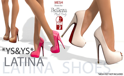 *YS&YS* Latina Shoes