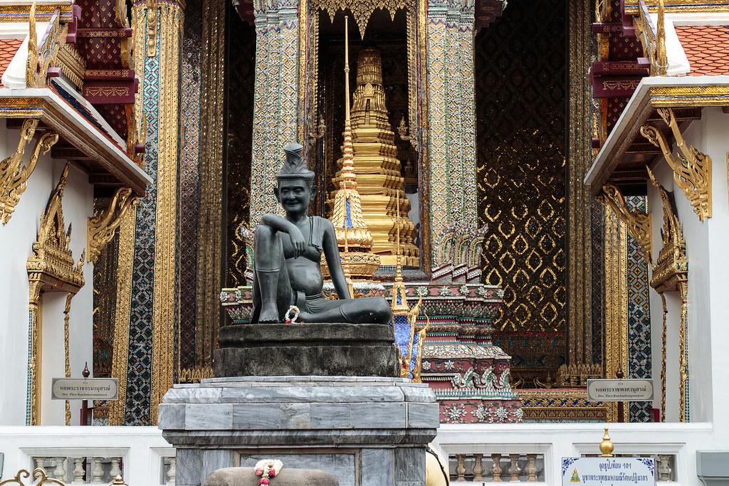מקדש בארמון המלך בבנגקוק