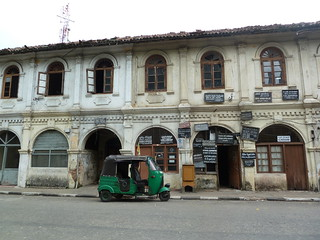 The street of lawyers, Deva Veediya, Kandy