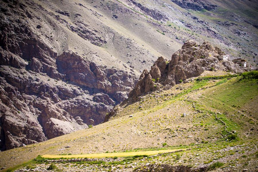 Занскар. Долина Лунгнак © Kartzon Dream - авторские путешествия, авторские туры в Индию, тревел фото, тревел видео, фототуры