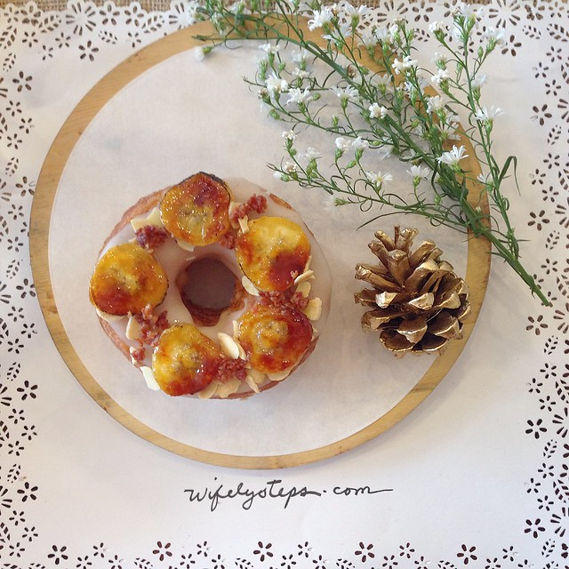 Create your own croughnut - my entry!