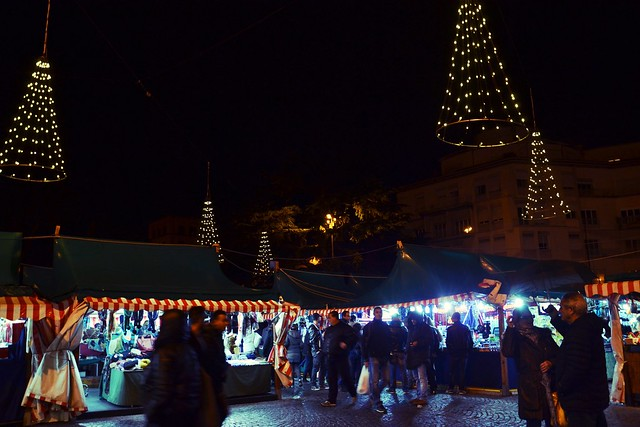 Il Mercatino di Natale di Viterbo