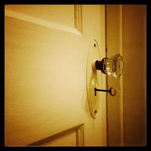 December 10 - Closed door