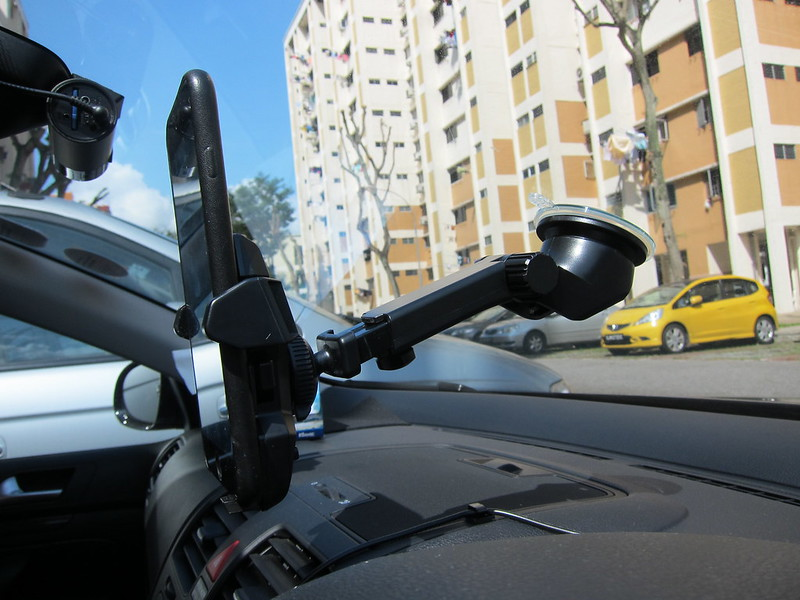iOttie Easy One Touch 2 Car Mount Holder - Windscreen Mount