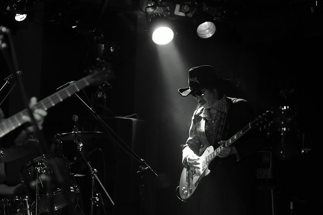 A.T.M live at 獅子王, Tokyo, 05 Jan 2015. 195