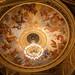 Budapest Opera ceiling