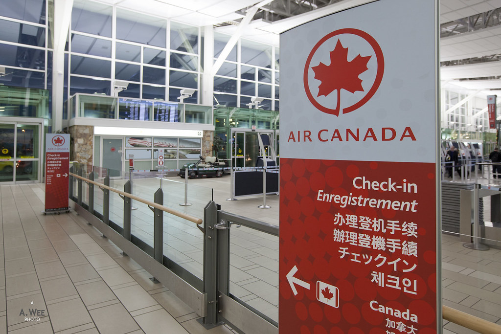 Air Canada Domestic Terminal