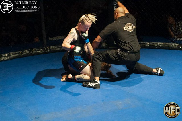 WFC 5 April 27th,2013 Pro MMA Fights