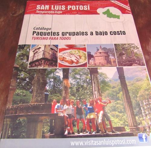 Disponible catálogo de paquetes turísticos para temporada baja