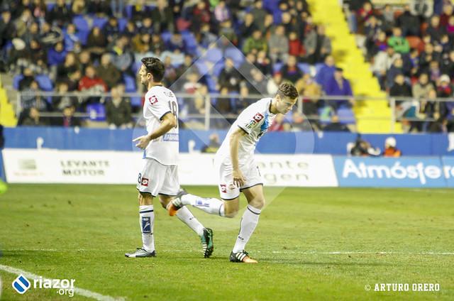 Liga BBVA. Levante - R.C.Deportivo
