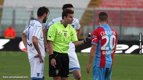 Bologna-Catania 2-0: Brusco risveglio$