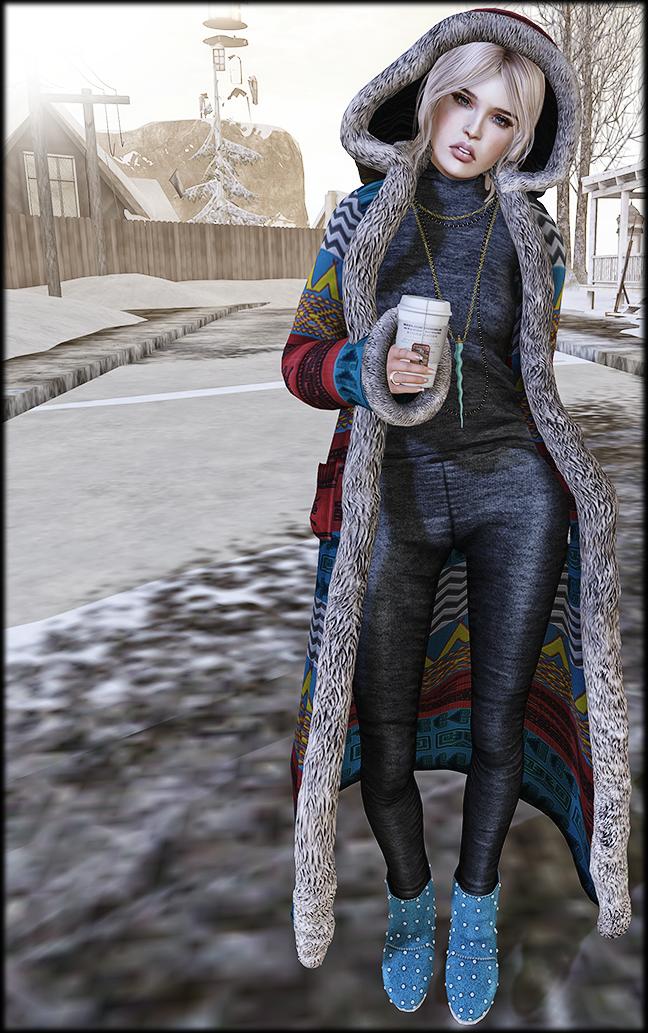 Winter coffee