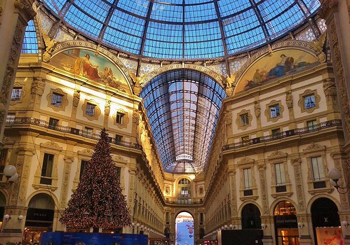 Christmas in Milan (Best wishes to everyone) | by diblasio61