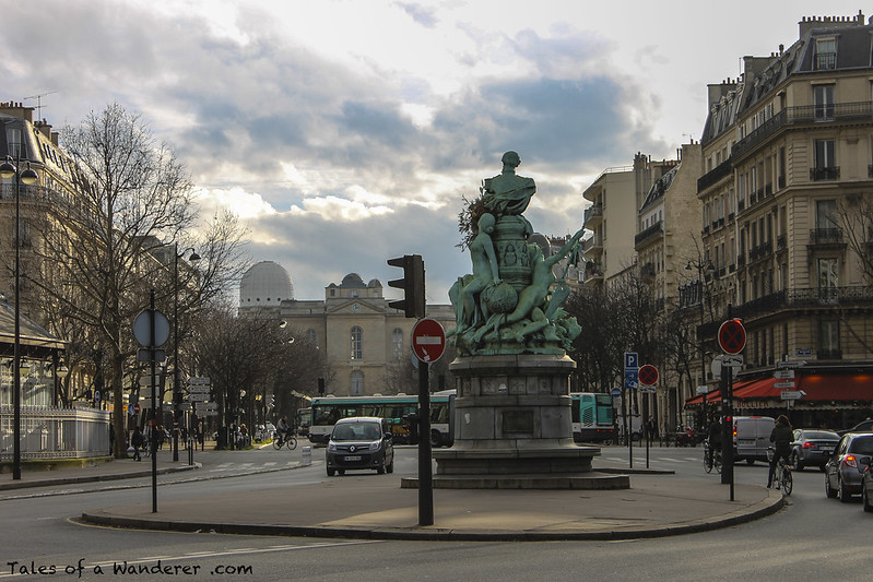 PARIS - Av de l'Observatoire - Observatoire