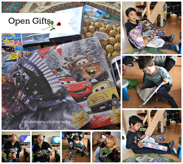 Open Gifts