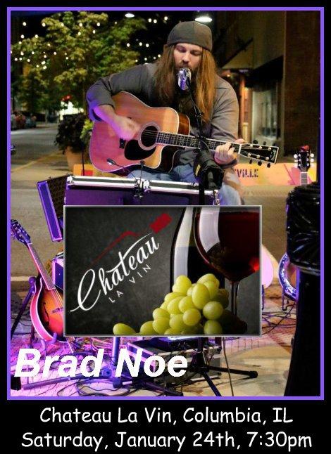 Brad Noe 1-24-15