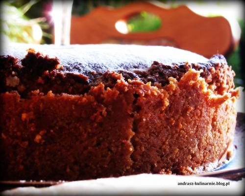 ciasto migdałowe / almonds cake