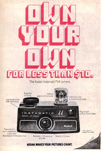 Kodak Instamatic (1972)