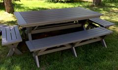 Seaside SYM Bench Set