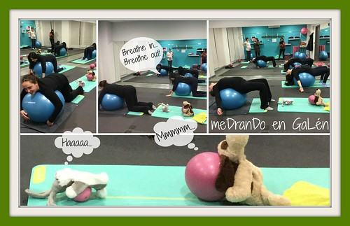 6. Pilates class