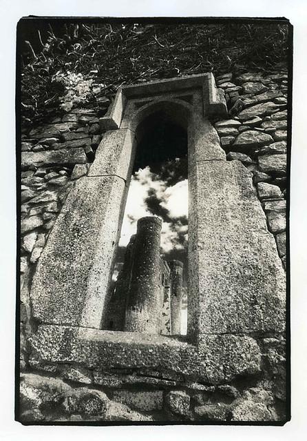 Dunmoe Castle, Co Meath, Ireland
