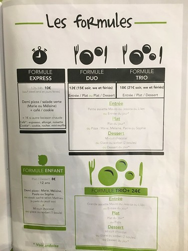 La Coutinelle gluten-free menu options Montpellier France
