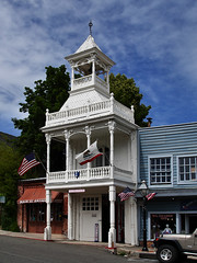 formerly house of 'the Nevada Hose Company' - 1861