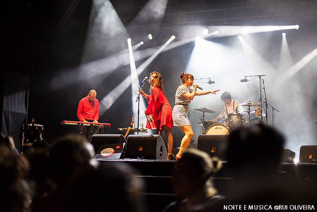 Nouvelle Vague - EDP Cool Jazz '16