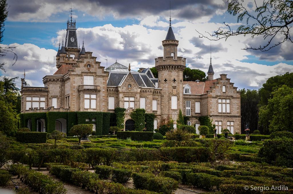 Resultado de imagen de Palacio de El Castanar