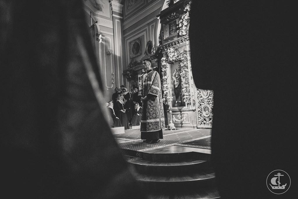 13 октября 2016, Всенощное бдение накануне Покрова Пресвятой Владычицы нашей Богородицы и Приснодевы Марии / 13 October 2016, Vigil on the eve of the Protection of Our Most Holy Lady the Theotokos and Ever-Virgin Mary