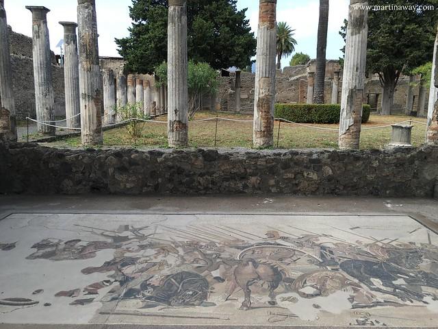 Pompei, Casa del Fauno