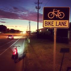 #bikelane #bikefriendly